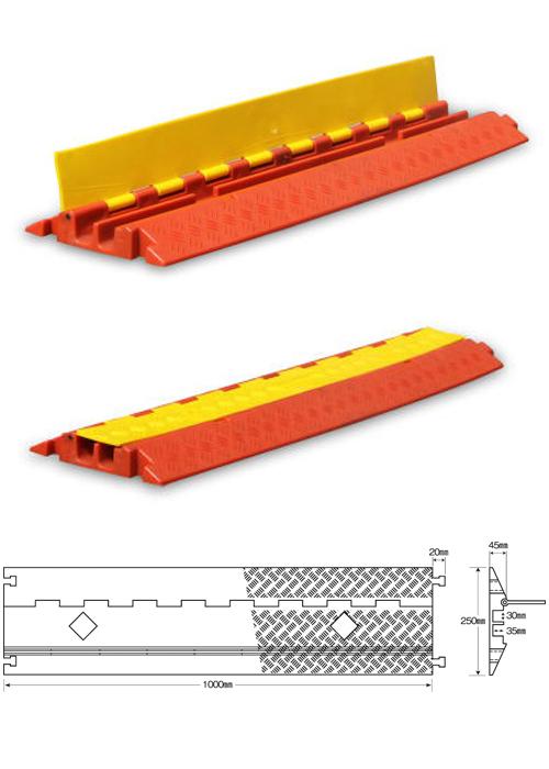 強化型ケーブルプロテクター どこでもケーブルスリム収納タイプULTRA